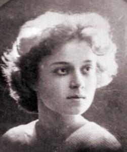 Августа Миклашевская, год неизвестен