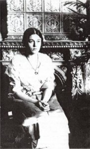 Августа Миклашевская, возможно, роль в спектакле, год неизвестен