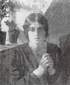Августа Миклашевская, 1916 год