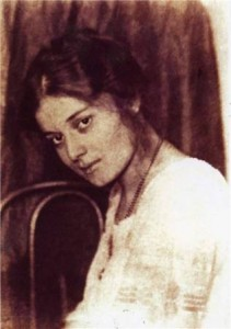 Августа Миклашевская, Ростов-на-Дону, предположительно 1908-1909 годы