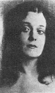 Августа Миклашевская, 1920-е годы