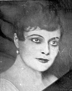 Августа Миклашевская, возможно г. Брянск, предположительно до 1937 года