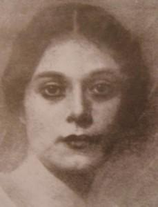 Августа Миклашевская, неизвестный год