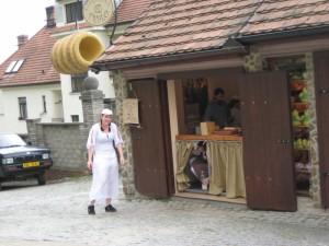 Пекарня чешской сдобы: с пылу, с жару