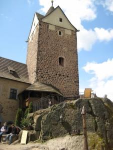 Сторожевая башня Локетского замка